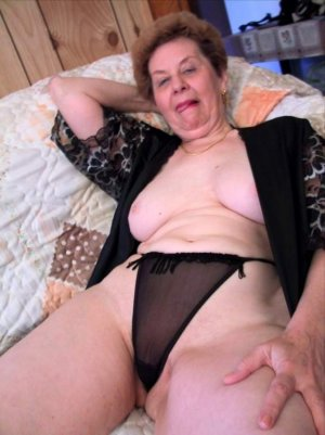 Pepa mature escorts Alamo, CA